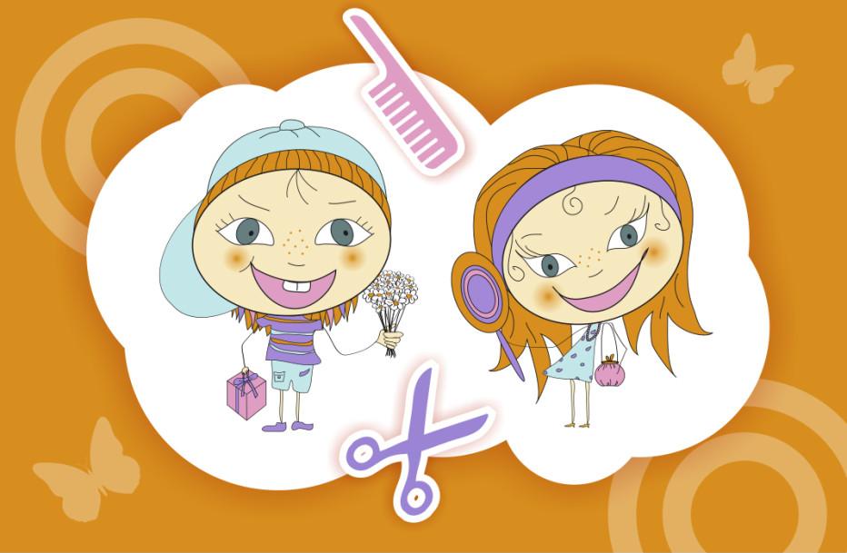 ВООБРАЖУЛЯ  сеть детских парикмахерских