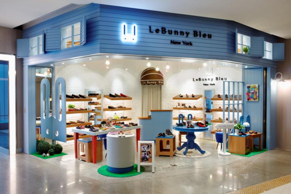 LeBunny Bleu