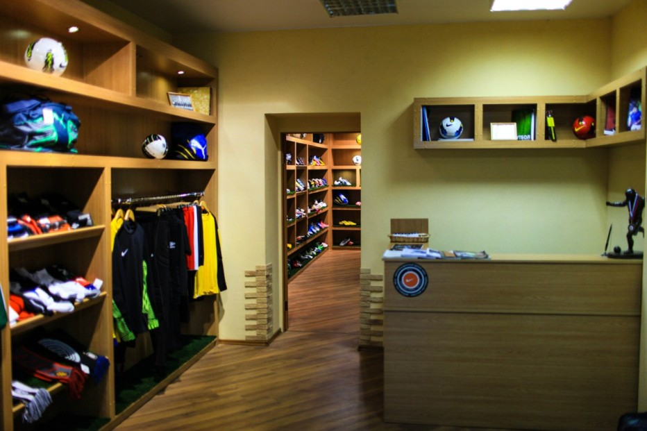 Striker Football Store