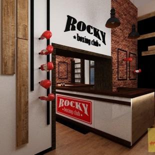 Боксерский клуб Rocky
