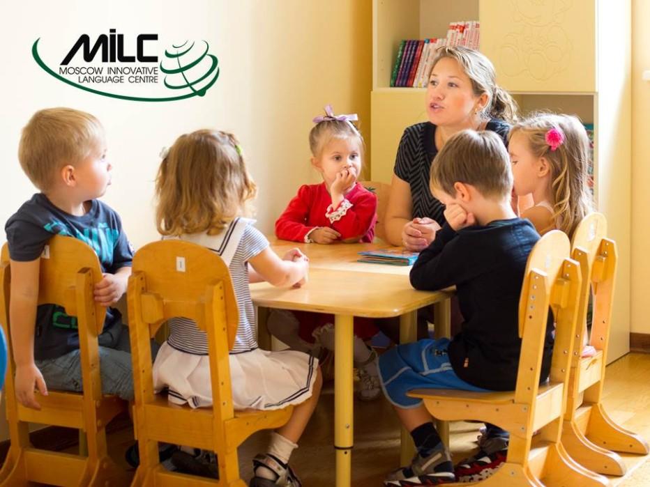 Франшиза Билингвального Детского Сада Moscow Innovative Language Centre (MILC)